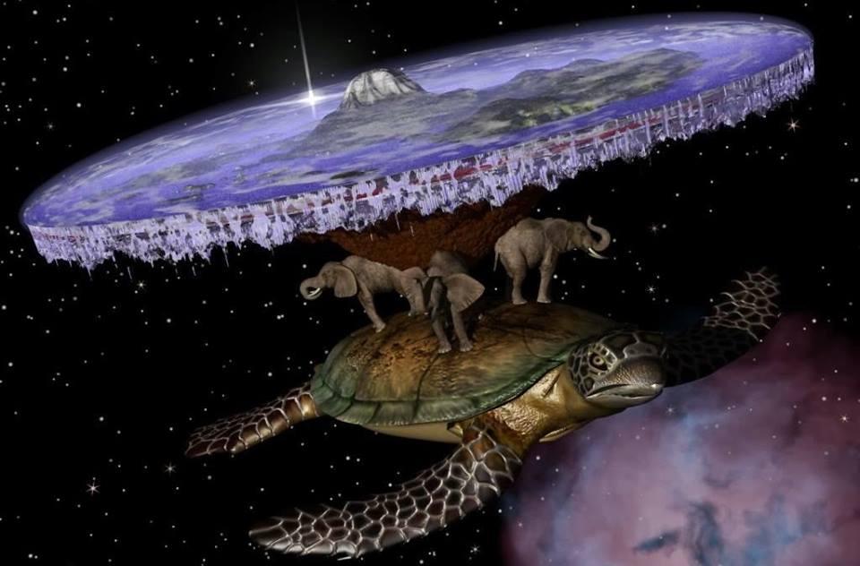 Земля держится на 3 слонах и черепахе: во что верили предки?