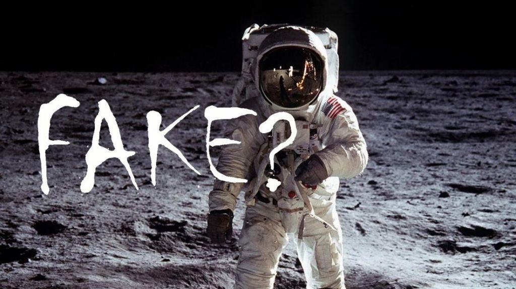 Лунный заговор: ложь NASA о высадке на луну