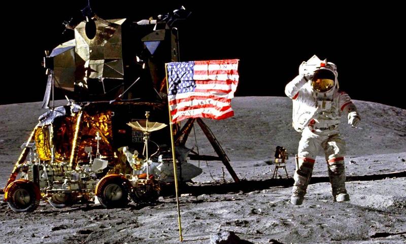 Космический заговор СССР и США – был ли человек на Луне?