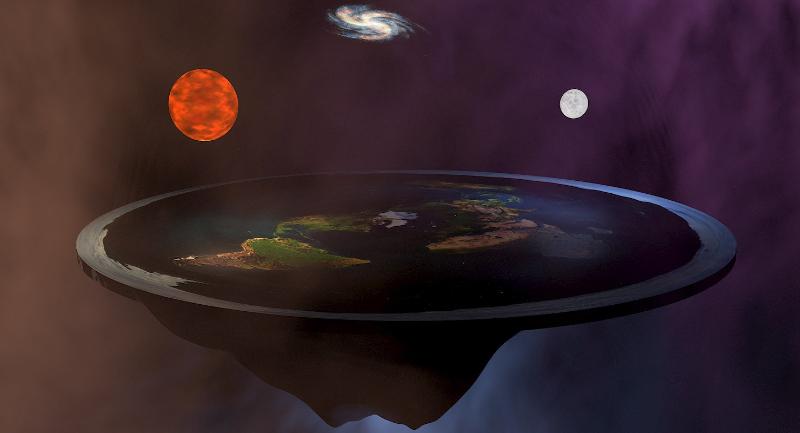 Земля Плоская: новые доказательства 2019 года